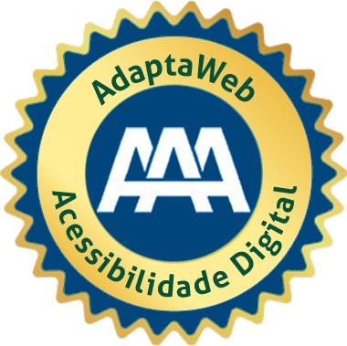 Este sítio cumpre as recomendações de acessibilidade do Modelo de Acessibilidade em Governo Eletrônico – eMAG e as Diretrizes de Acessibilidade para o conteúdo Web – WCAG.